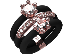 Women's Rings Le Corone, INTRIGO - Online Store Hermossa.eu