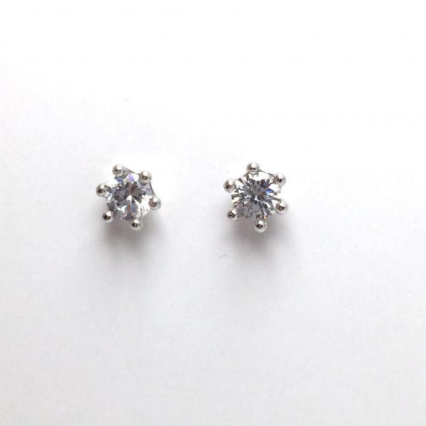Earrings Le Corone Lobe - Hermossa Online Store