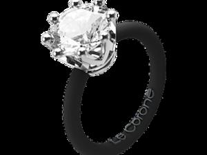 Ring Le Corone CLASSIC white- Online Shop Hermossa.eu
