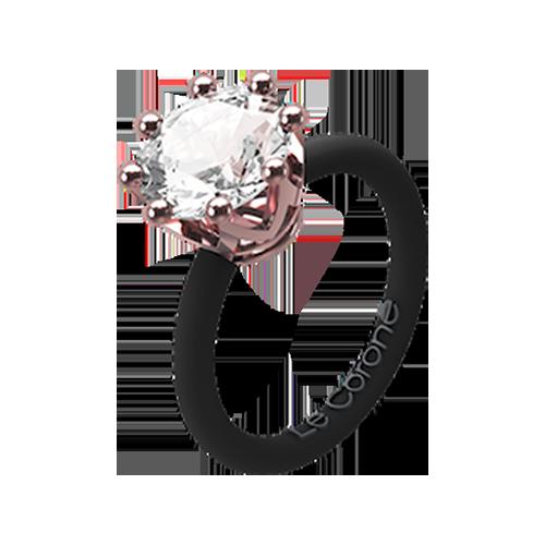 Women's Fashion Le Corone CLASSIC ring white- Online Shop Hermossa.eu