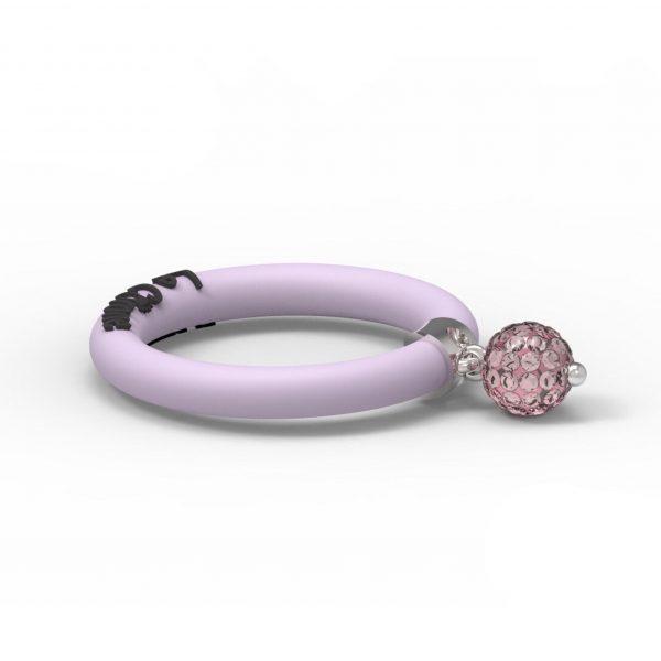 Fashion Ring Le Corone BOLLICINE pink - Hermossa.eu Online Shop