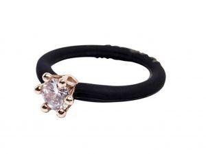 Fashion Ring Le Corone MINI white, rose