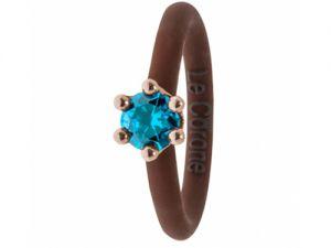 Modni Prsten Le Corone Mini Plavi