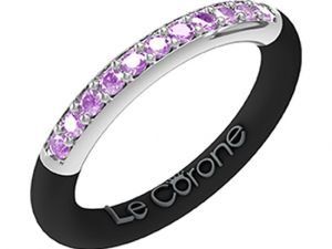 Women's Fashionable Forever ring lila - Online Shop Hermossa.eu