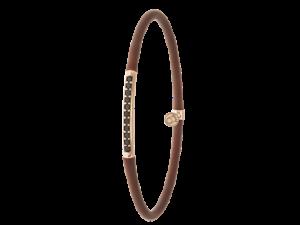 Women Bracelet Le Corone, FOREVER black - Online Shop Hermossa.eu